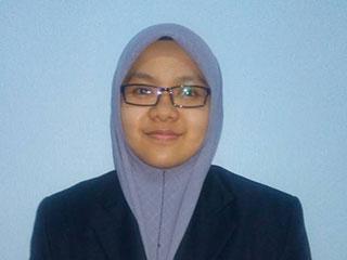 Puan Nurul Ain Izzati Omar